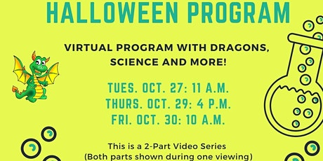 Mad Science: Virtual Program Viewing tickets