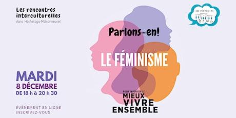 Parlons-en! Le féminisme tickets