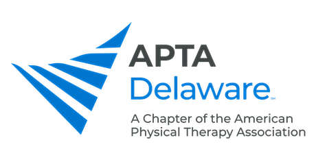 APTA Delaware 2020 Annual Meeting and Conference tickets
