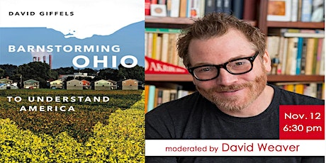 Barnstorming Ohio to Understand America: A Conversation with David Giffels tickets