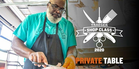 Shop Class: Private Table - Brisket & Burnt Ends With Clarence Joseph tickets