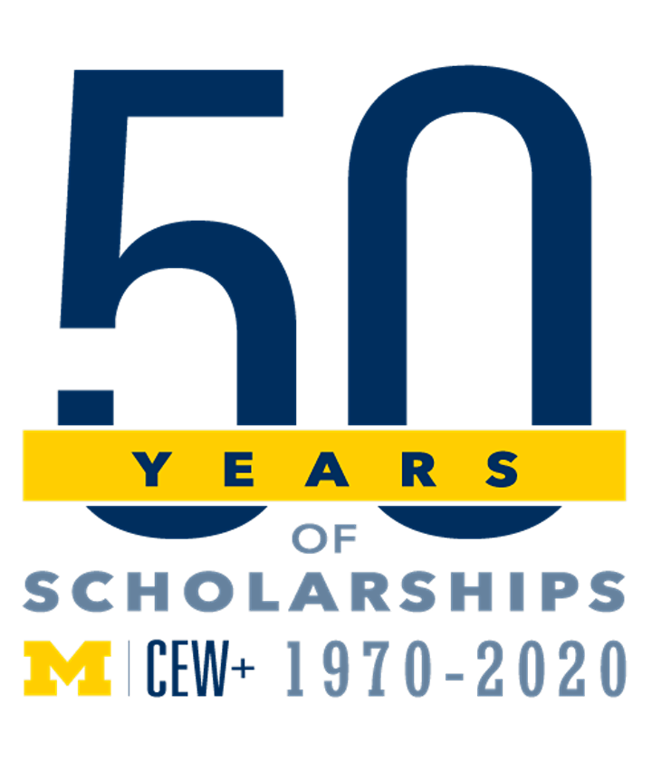 CEW+ Scholarships Virtual Awards Celebration, October 30 at 5pm image