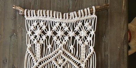 MACRAME + DRIFTWOOD WORKSHOP AT THE LIL FARM w/GOATS A HORSE N CHICKENS! tickets