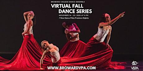 Fall Dance Series tickets