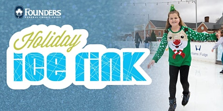 Founders Holiday Ice Rink 2020-2021 tickets
