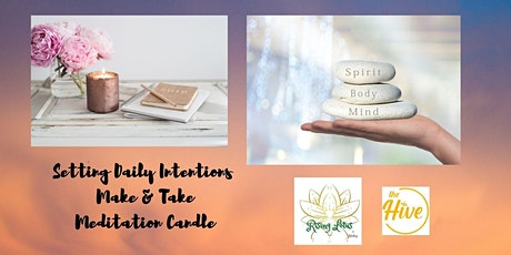 Setting Intentions and Daily Meditations tickets