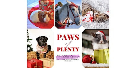 Paws of Plenty (Holiday Pet Photos to Support Neighbors in Need) tickets