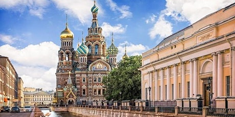Virtual Tour of St. Petersburg tickets