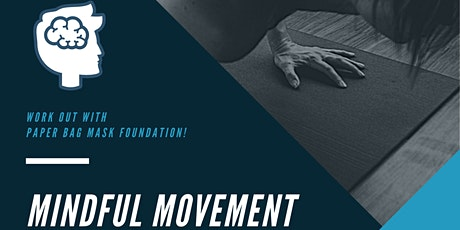 Mindful Movement (virtual workout) tickets