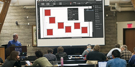 "InDesign Tips, Tricks, and Secrets with ""The Tips Guy,"" Jeff Witchel. tickets"