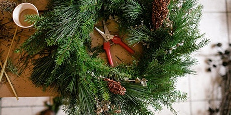 Nov 30 Wreath Making Workshop tickets