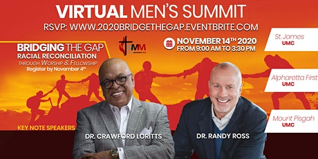 Bridging the Gap Men's Summit 2020 tickets