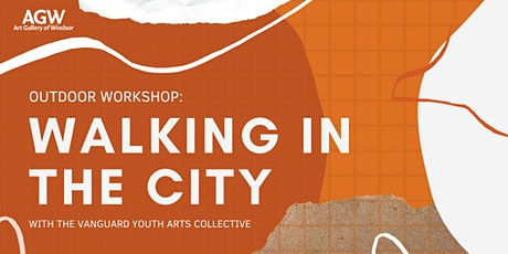 Outdoor Workshop: Walking in the City tickets