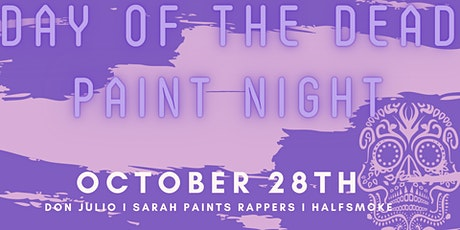 Day of the Dead Paint Night: Paint Skulls with SPR & Don Julio tickets