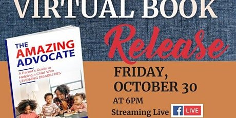 The Amazing Advocate Virtual Book Release! tickets