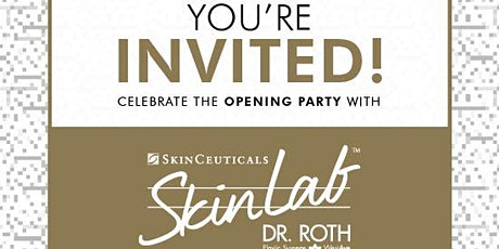 SkinLab Grand Opening Party tickets