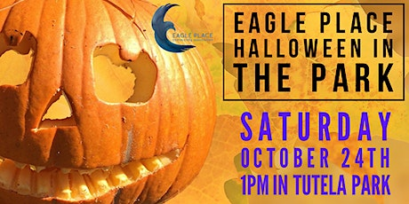 An Eagle Place Halloween In The Park boletos