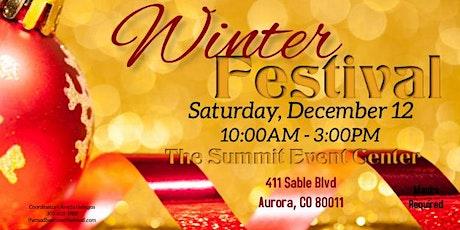 Winter Festival tickets