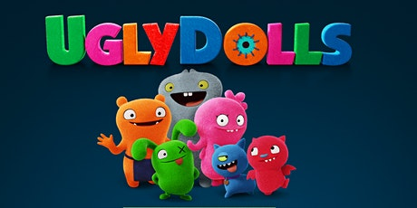 "Spooktacular Movie Night: ""Ugly Dolls"" tickets"