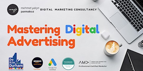Mastering Digital Advertising tickets