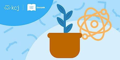 Développez vos compétences en programmation sur Scratch pour les sciences billets