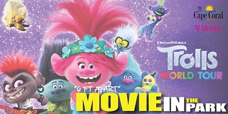 Movie in the Park Featuring Trolls World Tour tickets
