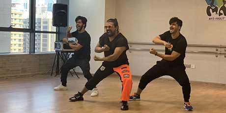 MADx Bollywood Dance Fitness Session tickets
