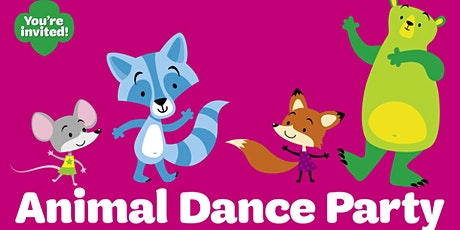 Wee Care Park - Animal Dance Party with Girl Scouts - Defuniak Springs tickets