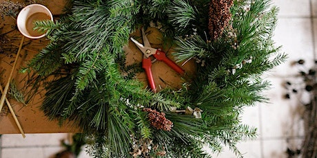 Dec 1  Wreath Making Workshop tickets