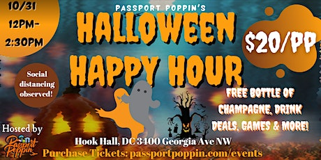 Halloween Happy Hour tickets