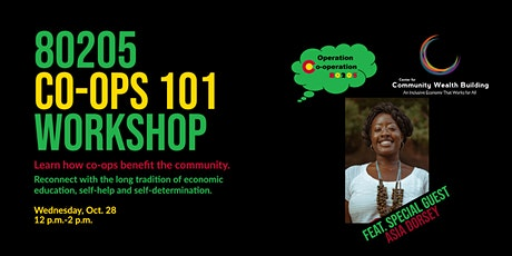80205 Co-ops 101 Workshop tickets