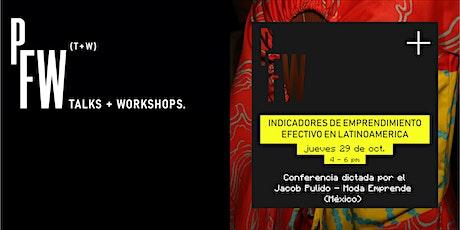 Indicadores de Emprendimiento Efectivo en Latinoamérica entradas