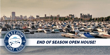 Freedom Boat Club Long Neck | End of Season Open House! tickets