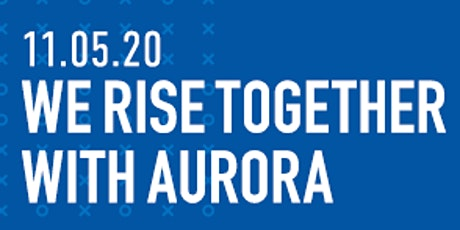 We Rise Together with AURORA – Light, Video, Sound, and the Future of Art tickets