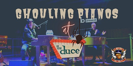 Ghouling Pianos tickets