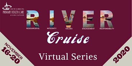 2020  RIVER Cruise Virtual Series tickets