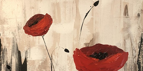 Impressionistic Poppies tickets