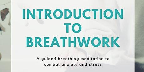 Introduction to Breathwork (virtual meditation) tickets