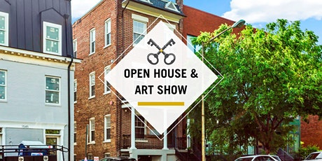 1543 6th St NW Open House & Art Show tickets