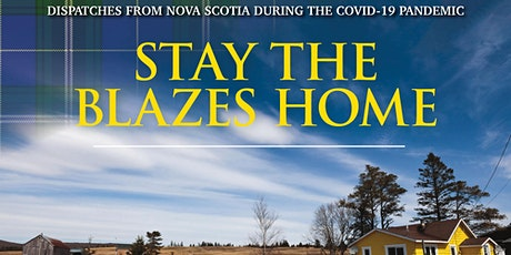 Book Launch - Stay the Blazes Home tickets