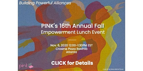 PINK's Women's Empowerment Event | Building Alliances Through Vulnerability tickets