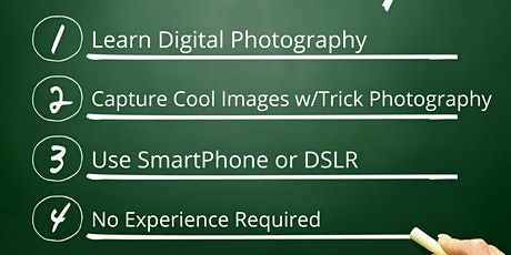 Trick Photography Class tickets