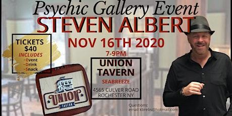 Steven Albert: Psychic Medium Gallery Event  11/16 The UnionTavern tickets