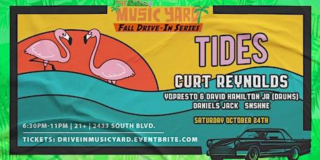 TIDES feat. Curt Reynolds