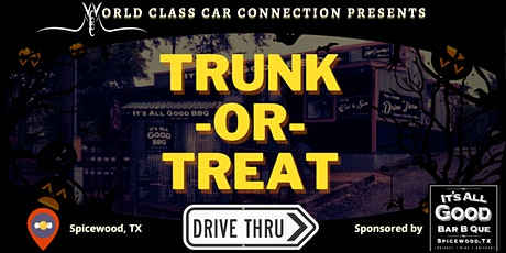 Spicewood  Drive-Thru Trunk or Treat tickets