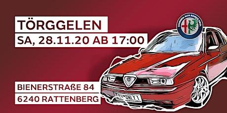 Scuderia Alfa Romeo Tirol - TÖRGGELEN / letztes Event 2020 Tickets