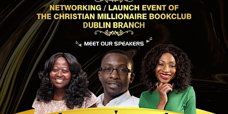 Launch of Christian Millionaire BookClub® Dublin Branch tickets