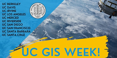 UC GIS Week tickets