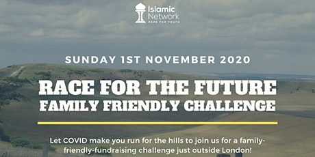 Race For The Future - Family Friendly Challenge tickets