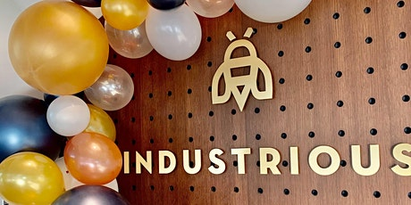 Industrious Bring Anyone To Work Week tickets